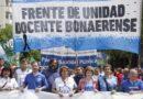 Gremios Docentes Bonaerenses exigen que se respeten los protocolos