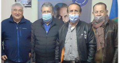 Espaldarazo político a Tucán Lorenzo  con la presencia del expresidente Ramón Puerta