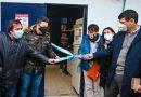El Padre Paco inauguró un consultorio odontológico social