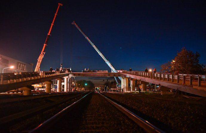 El puente de Padua se inaugurará el Viernes