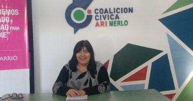 Gabriela Zapata: Me metí en la política para trabajar en lo social