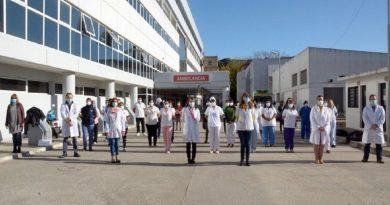 Paro de médicos en hospitales bonaerenses